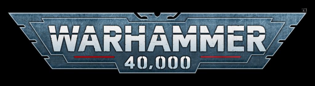 Warhammer 40000 Logo, neunte Edition