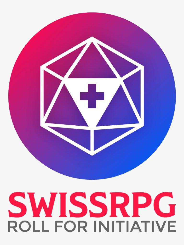 Das Logo von SWISSRPG